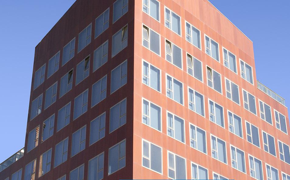Edificio para alquilar despachos
