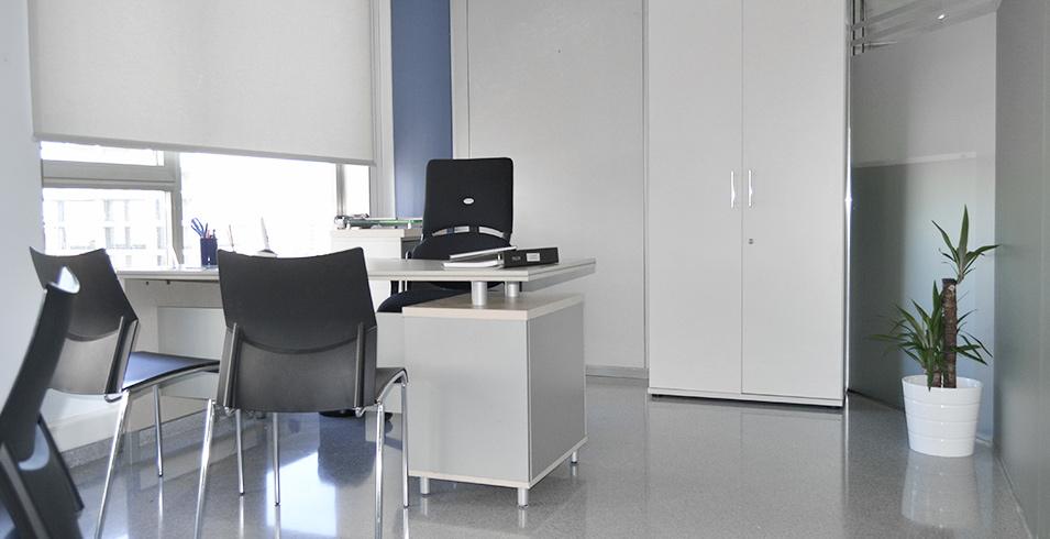 Alquilar oficina en Murcia por horas