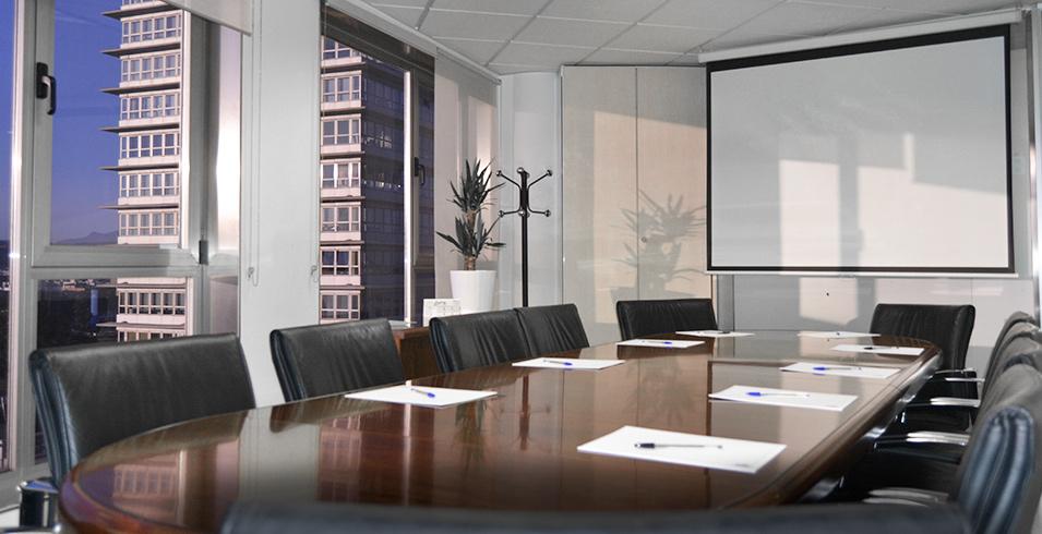 Alquiler de salas de reuniones Murcia